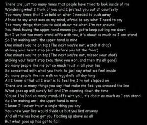 Hit The Floor Lyrics - quot hit the floor quot by linkin park song lyrics pinterest