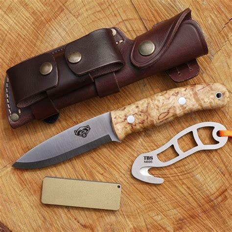 the grind total knife care independent uk top 10 tbs wolverine knife hunters edition stabilised curly birch