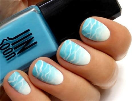 Nägel Bilder Muster 2728 by Nail Designs Zum Thema Quot Meer Quot Inspirierende