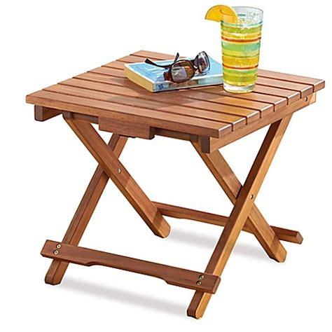 bed bath beyond folding table resort folding wood table bed bath beyond