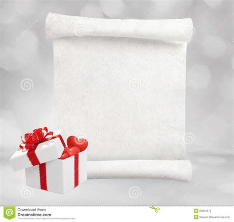 Letter Gift Box Letter With Gift Box Royalty Free Stock Image Image 29894676