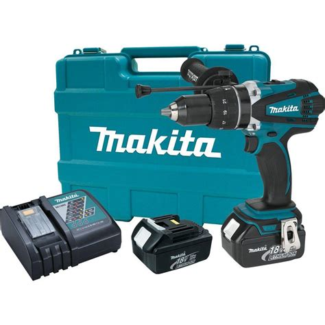 makita 18 volt lxt lithium ion cordless hammer driver