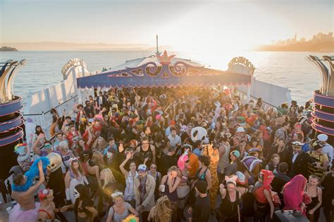 party boat east london daybreaker ldn x seedlip the boat party