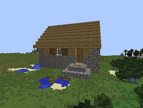 Minecraft Npc Village House Designs