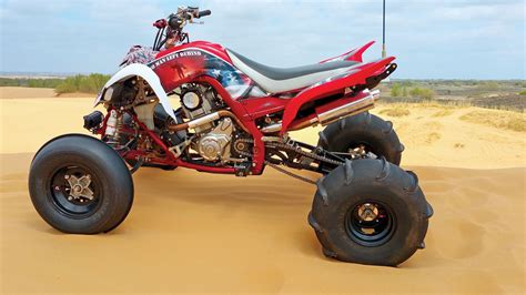 Quad Kunststoff Lackieren by Dirt Wheels Magazine Modify Your Machine Like These