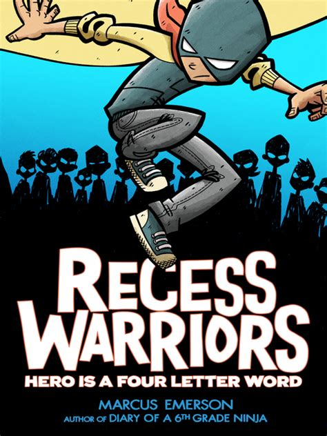 recess warriors 2 bad is a two word word books recess warriors is a four letter word seattle