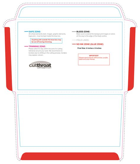 cutthroat printcustom printed envelopes with free shipping