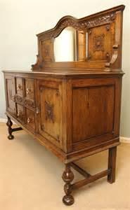 Oak Dressers And Sideboards by Antique Oak Sideboard Dresser Antiques Atlas