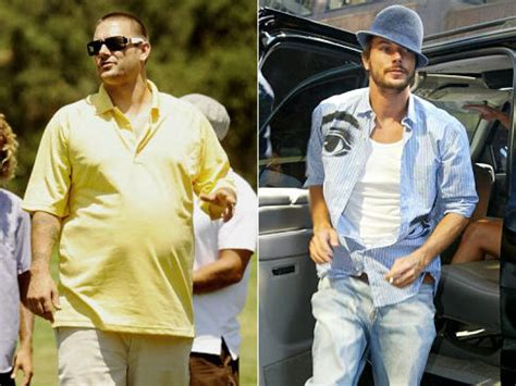 Kevin Federline Looking by K Back To K Fed Federline Loses 25 Lbs Ny Daily News
