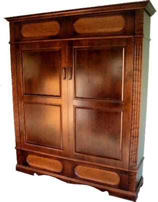 murphy bed armoire murphy bed armoire kingcord murphy beds wall beds hide a beds