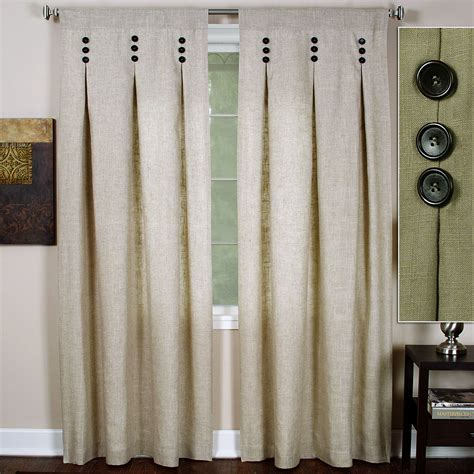 design curtains drapes modern curtains and drapes inverted pleat