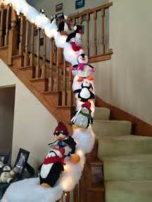 How To Build A Banister Railing Most Creative Christmas Decorations Crafty Morning