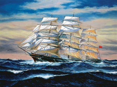 Across The Sea jigsaw puzzle across the sea tomax 1500 pc