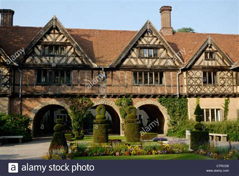 english tudor english tudor style brick and oak timberframe building of