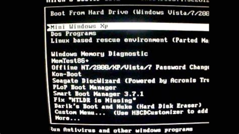 reset password windows xp hirens boot cd reset local administrator password for windows server