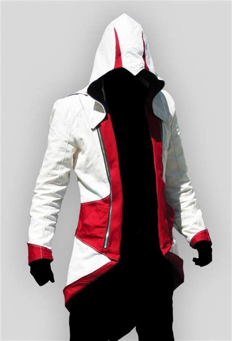 Hoodie Assassins Creed 4 Salsabila Cloth assassin s creed iii hoodie when i wear this ill feel