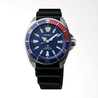 Jam Tangan Pria Seiko Prospex Srpb49k1 Samurai Blue Divers A jual seiko prospex samurai automatic divers blue