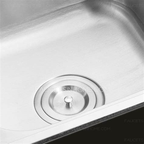 brushed stainless steel kitchen sinks best nickel brushed stainless steel kitchen sinks