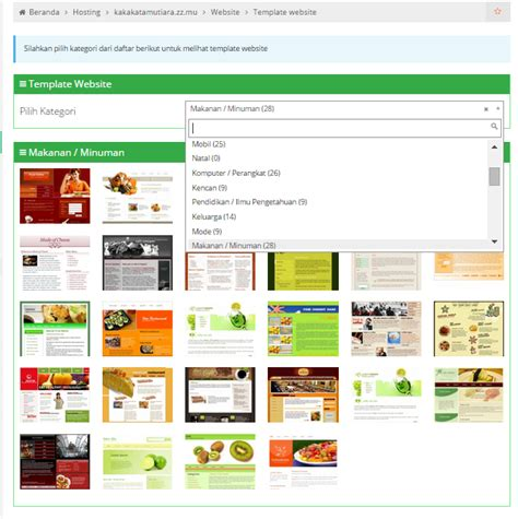membuat website yang mudah dan gratis cara mudah membuat website gratis bagi tips template dan