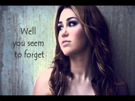video miley forgets lyrics to u2s one on stage with bono miley cyrus giving you up with lyrics youtube