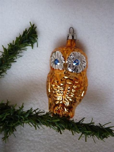 owl tree ornaments 170 best images about owl glass ornament uil