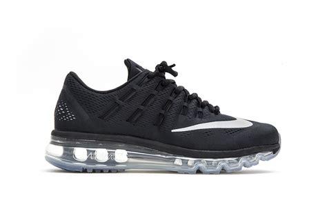 Nike Airmax 2016 nike air max 2016 black aldershvile slotspavillon dk
