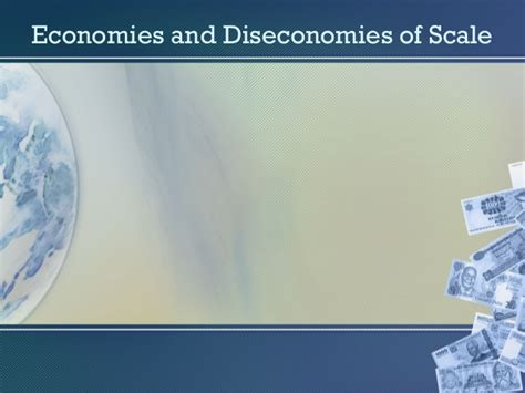ppt templates for economics principles economics cost of production