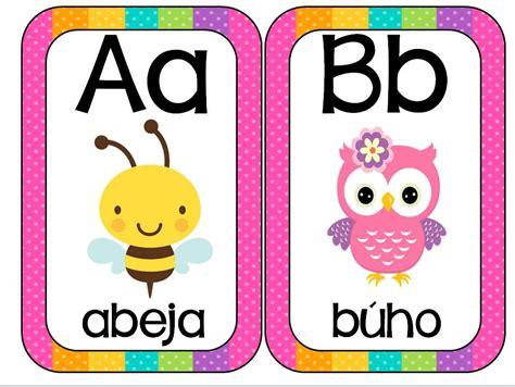 imagenes educativas abecedario abecedario animales formato tarjetas 1 imagenes educativas