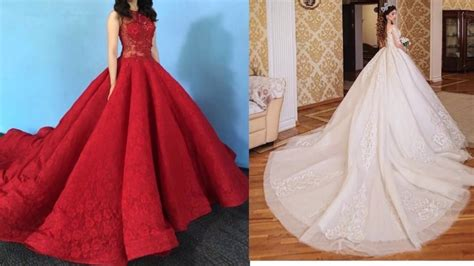 fotos de vestidos de novia arabes vestidos de novia estilo arabe 2017 youtube