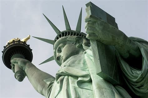 statue of liberty research paper would ben franklin trade liberty for wiretapping