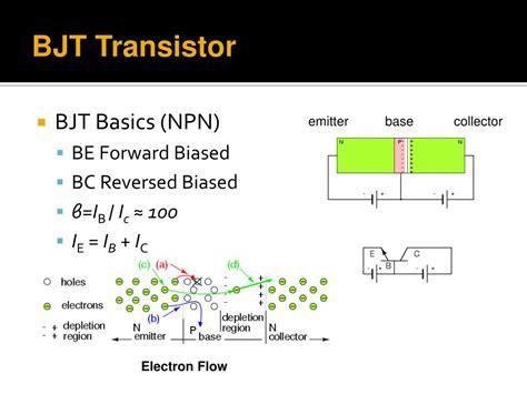 transistor bjt tutorial bjt transistor basics 28 images bipolar junction transistor basics ppt bipolar transistor