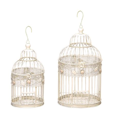 urban designs antique decorative metal bird cages