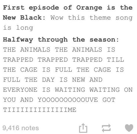 themes in long black song 216 best orange is the new black images on pinterest