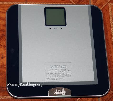 Eatsmart Precision Tracker Digital Bathroom Scale by Eatsmart Precision Tracker Digital Bathroom Scale Review