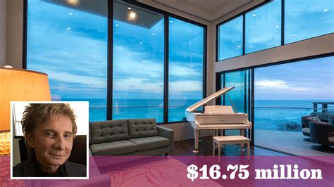 barry manilow house former malibu home of barry manilow gets a makeover with 16 75 million price tag