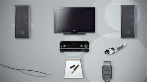 hook   home theater   sony tv youtube