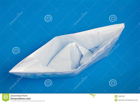 boat sinking in your dream sinking paper ship royalty free stock photography image