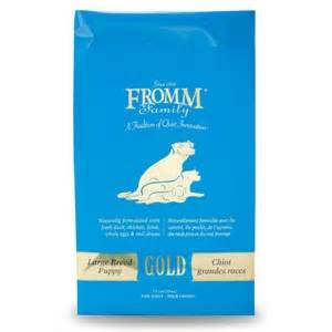 fromm gold large breed puppy fromm gold large breed puppy food rosedale mills pennington nj
