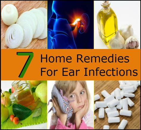 7 highly effective home remedies for ear infections diy