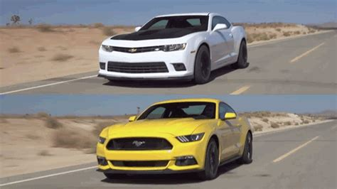 whats better a mustang or camaro whats faster camaro or mustang 2015 autos post