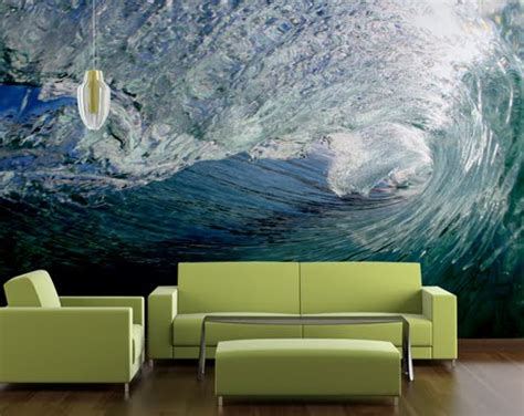 custom wallpaper inspiration custom surfing inspired wall mural