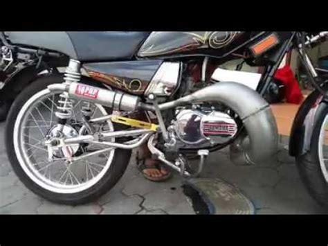 Knalpot Udang knalpot racing udang goreng rx king galvanis