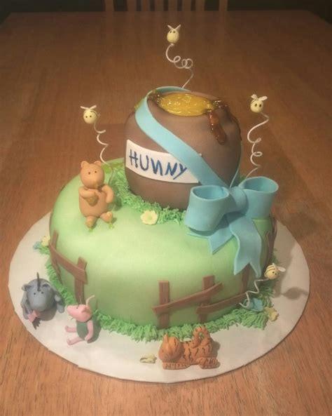winnie the pooh cake baby shower winnie the pooh baby shower cake by ckiecrumb on deviantart