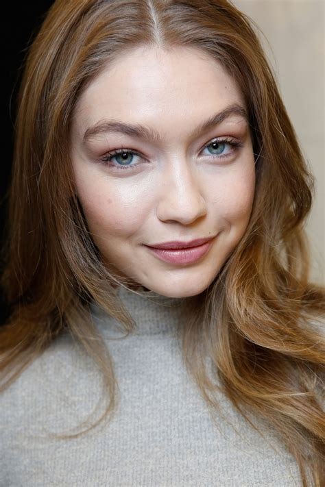 gigi hadid gigi hadid at isabel marant show paris fashion week 3 2