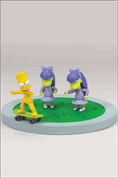 simpsons toys calendar figure poster picture