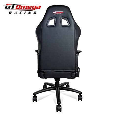 best xl cing chair gt omega pro xl racing office chair black leather esport