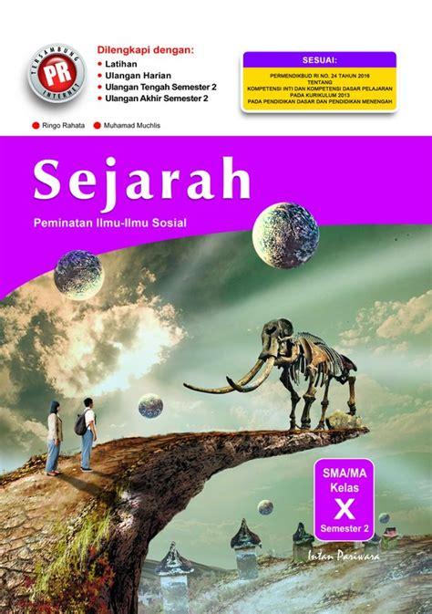 Buku Guru Sejarah Smama X Peminatan K 13 Edisi Revisi buku evaluasi 2013 10 intanonline