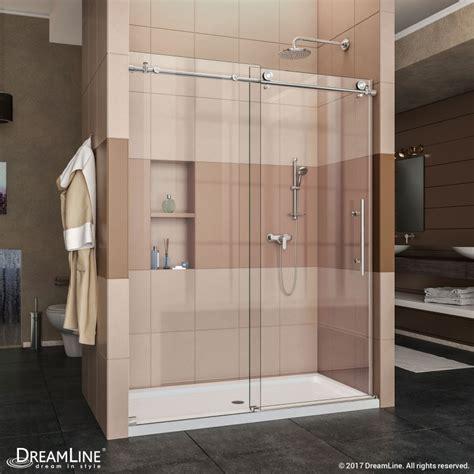 Hyline Shower Doors Enigma X Sliding Shower Door Dreamline