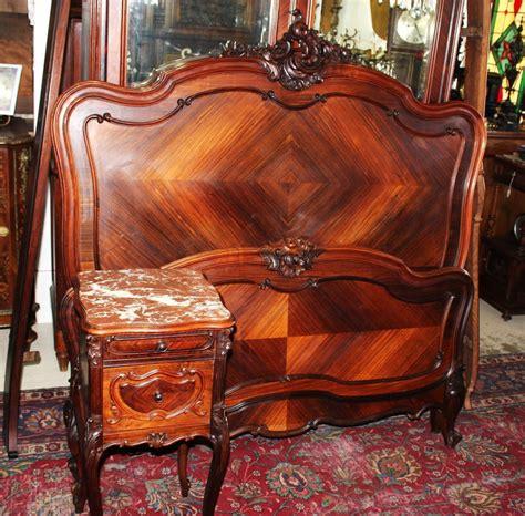 louis xv bedroom furniture exquisite antique louis xv rosewood bedroom set