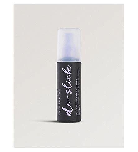 Decay De Slick Setting Spray 118ml decay de slick make up setting spray